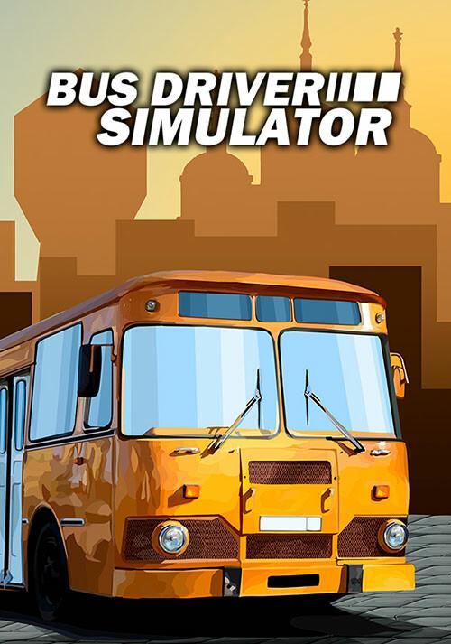 Bus Driver Simulator - Cover / Packshot
