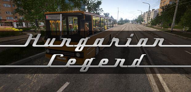 Bus Driver Simulator 2019 - Hungarian Legend