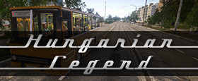 Bus Driver Simulator - Hungarian Legend