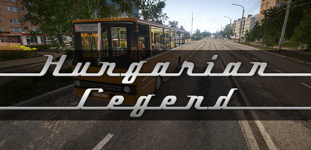 Bus Driver Simulator 2019 - Hungarian Legend