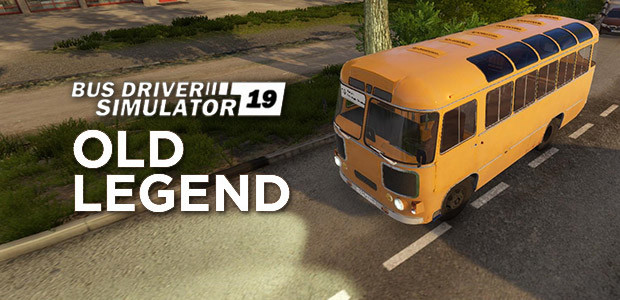 Bus Driver Simulator 2019 - Old Legend