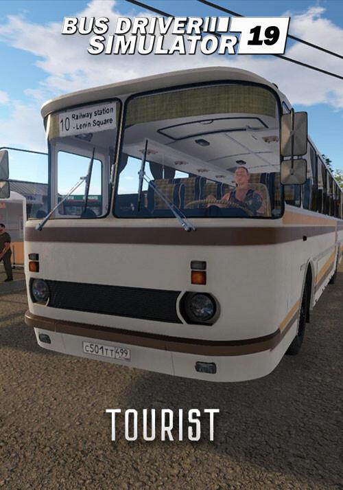 Bus Driver Simulator - Tourist - Cover / Packshot