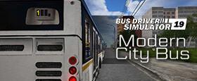Bus Driver Simulator - Modern City Bus