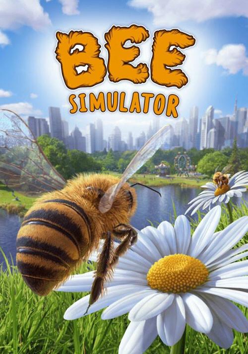 Bee Simulator - Cover / Packshot