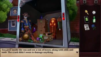 Screenshot11 - Goosebumps: The Game