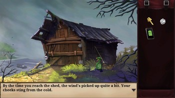 Screenshot2 - Goosebumps: The Game