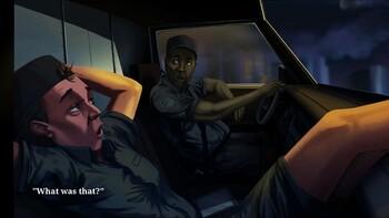 Screenshot5 - Goosebumps: The Game