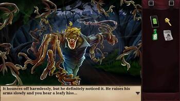 Screenshot7 - Goosebumps: The Game