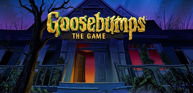 Goosebumps: The Game - Cover / Packshot
