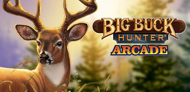 Big Buck Hunter Arcade - Cover / Packshot