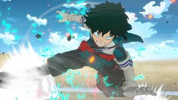 Screenshot1 - My Hero One's Justice 2