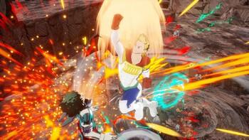 Screenshot3 - My Hero One's Justice 2