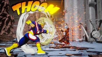 Screenshot4 - My Hero One's Justice 2