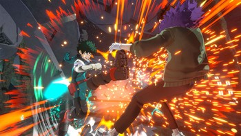 Screenshot5 - My Hero One's Justice 2