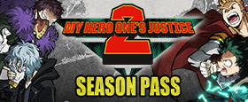 My Hero One's Justice 2 - Season Pass