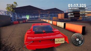 Screenshot6 - Street Outlaws: The List