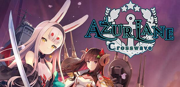 Azur Lane: Crosswave - Cover / Packshot