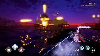 Screenshot10 - Azur Lane: Crosswave
