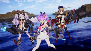 Screenshot6 - Azur Lane: Crosswave