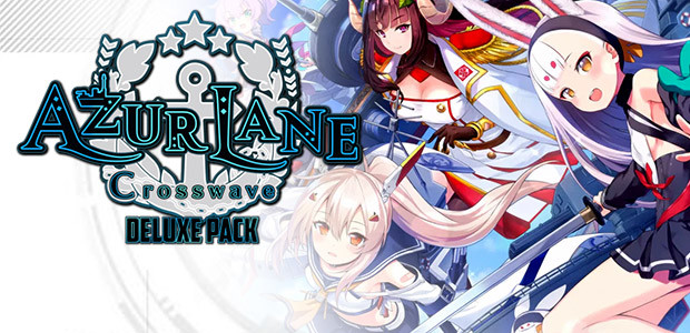 Azur Lane: Crosswave Deluxe Pack