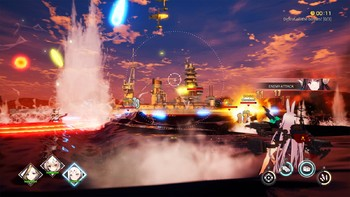 Screenshot4 - Azur Lane: Crosswave Deluxe Pack