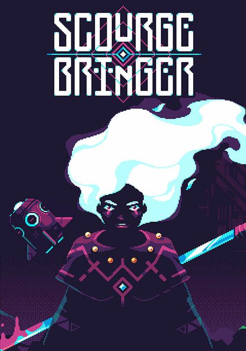 ScourgeBringer - Cover / Packshot