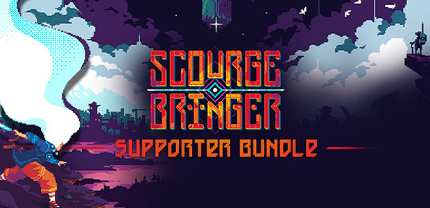 ScourgeBringer - Supporter Bundle - Cover / Packshot