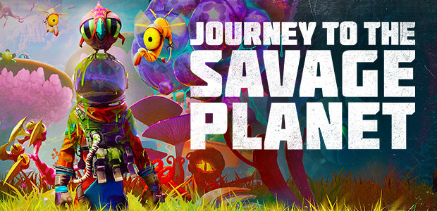 Journey to the Savage Planet - Cover / Packshot