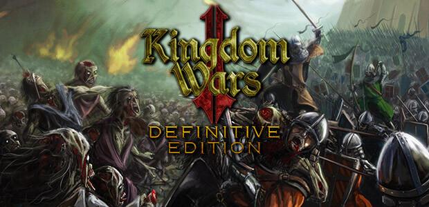 Kingdom Wars 2: Definitive Edition - Cover / Packshot