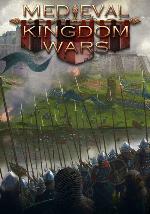 Medieval Kingdom Wars - Cover / Packshot