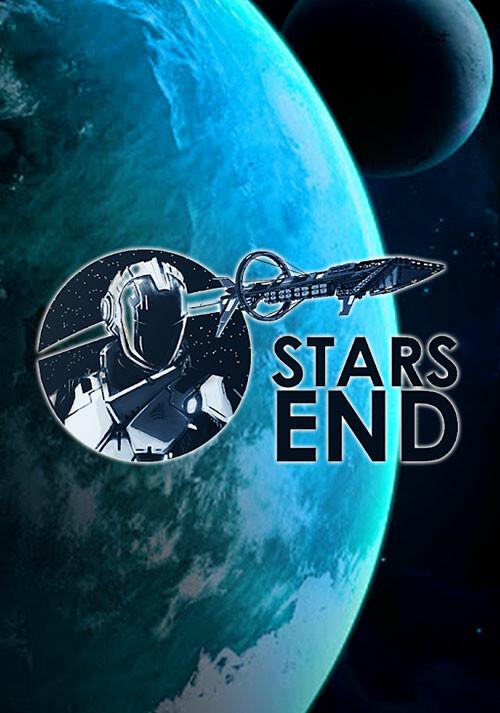 Stars End - Cover / Packshot