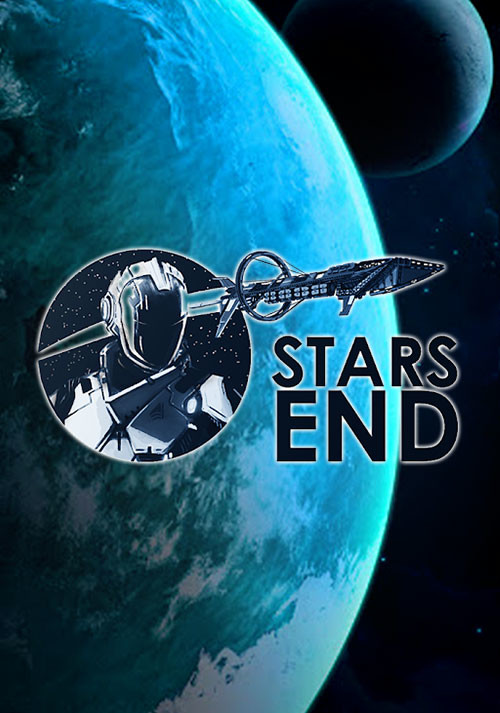 Stars End - Cover / Packshot