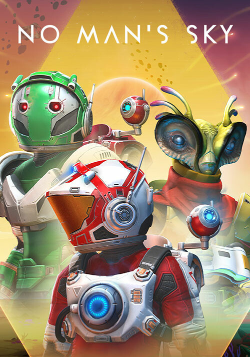 No Man's Sky - Cover / Packshot