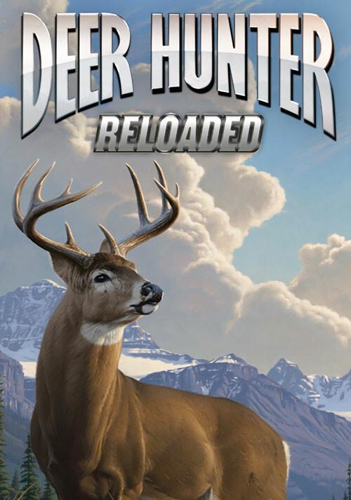 Deer Hunter Reloaded - Cover / Packshot