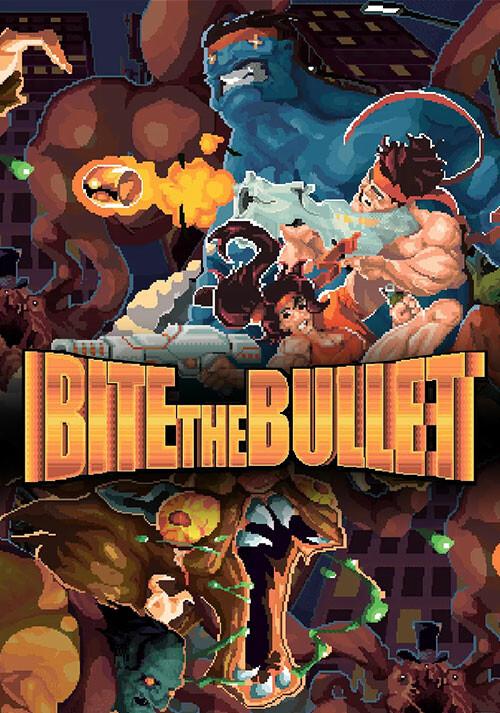 Bite the Bullet - Cover / Packshot