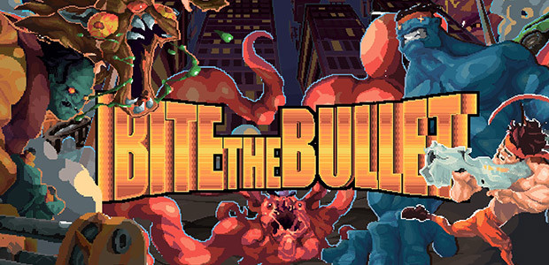 Bite the Bullet - Cover / Packshot