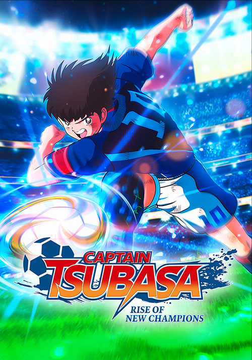 CAPTAIN TSUBASA: RISE OF NEW CHAMPIONS - Cover / Packshot