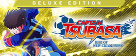 Captain Tsubasa: Rise of New Champions - Deluxe Edition