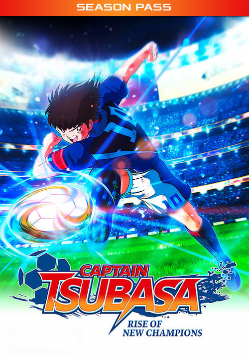 Captain Tsubasa: Rise of New Champions - Character Pass - Cover / Packshot