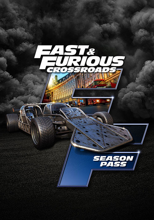 Fast & Furious Crossroads - Season Pass - Cover / Packshot