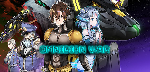 Omnibion War - Cover / Packshot