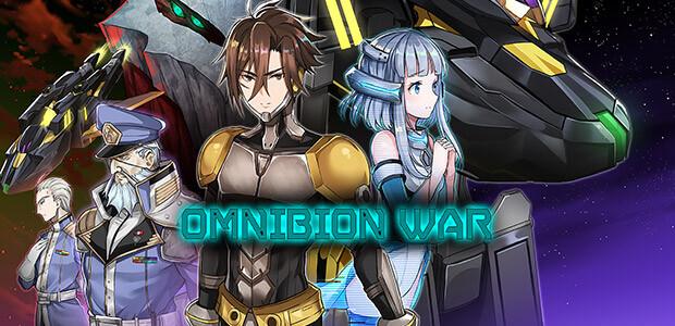 Omnibion War - Cover / Packshot