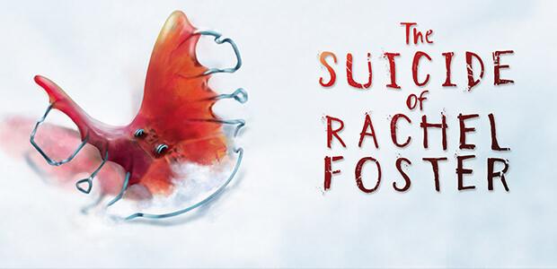 The Suicide of Rachel Foster - Cover / Packshot