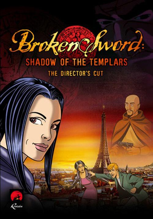Broken Sword: Director's Cut - Cover / Packshot