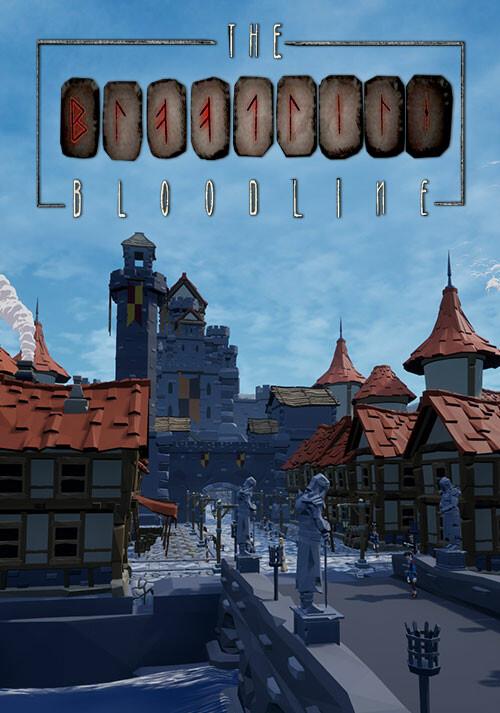 The Bloodline - Cover / Packshot