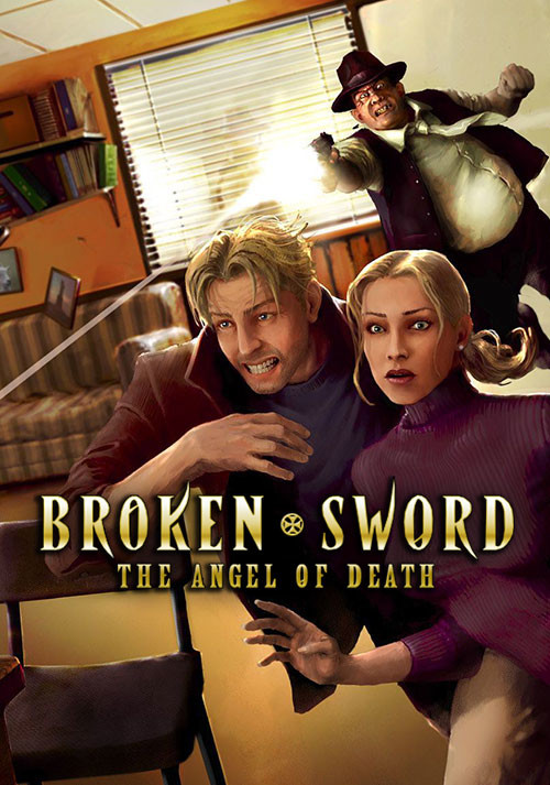 Broken Sword 4 - the Angel of Death - Cover / Packshot