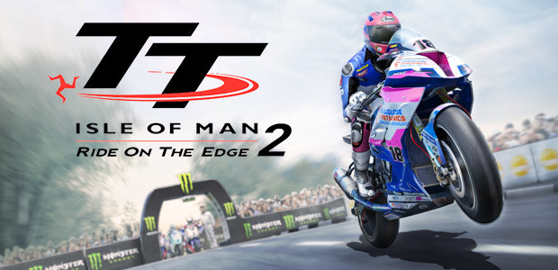 TT Isle of Man - Ride on the Edge 2 - Cover / Packshot