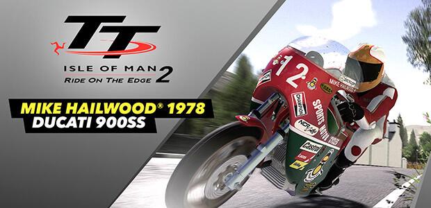 TT Isle of Man 2 Ducati 900 - Mike Hailwood 1978 - Cover / Packshot