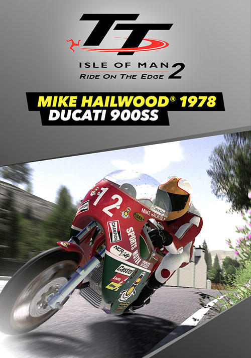 TT Isle of Man 2 Ducati 900 - Mike Hailwood 1978 - Cover / Packshot