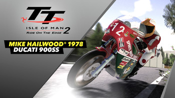 Screenshot1 - TT Isle of Man 2 Ducati 900 - Mike Hailwood 1978